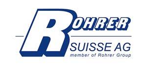 Rohrer Group Suisse AG Logo